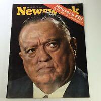 VTG Newsweek Magazine May 10 1971 - Herbert Hoover's FBI / Newsstand