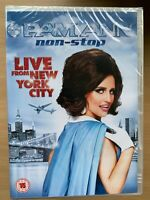 Pam Ann - Non Stop Stewardess Stand Up Comedy UK DVD BNIB