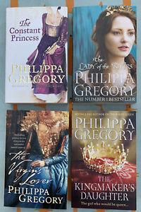 Womens Books Bundle Philippa Gregory