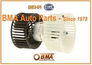 NEW BEHR BMW E36 BLOWER MOTOR - 92-99 318I 325i 323is 325is 328i M3 64118390208