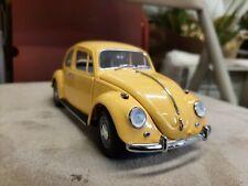 New ListingFranklin Mint 1967 Volkswagen Beetle Yellow 1:24 Scale Die-Cast Car