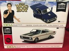 SUPER SPECIAL 2 x 1:18 1970 Chrysler Valiant VG Pacer & THE WOG BOY 1969 VF