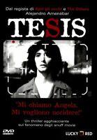 Tesis (DVD Nuovo editoriale, italiano) Amenábar, 1996