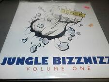 "Various  – Jungle Bizznizz Volume 1  USED 12"" 1995 Scratch Records"