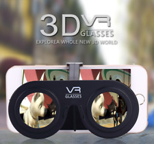 Mini Virtual Reality Glasses Folding 3D Glasses VR For Smartphone