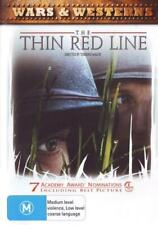 Thin Red Line, The (Wars & Westerns)  - DVD - NEW Region 4