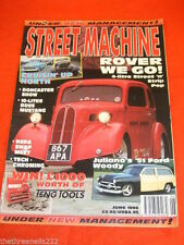 June Street Machine Transportation Monthly Magazines