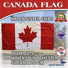 Canada Flag Heavy Duty Woven Polyester Canadian Flag