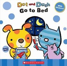 Dot And Dash Go To Bed, Emma Dodd, 0545226732, Book, Good