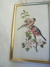 gravure oiseau bouvreuil pivoine (3)