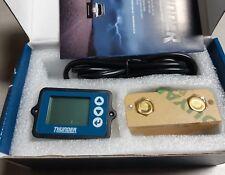 Compact Digital Battery Monitor System Voltmeter 150 Amp  THUNDER TDR17012