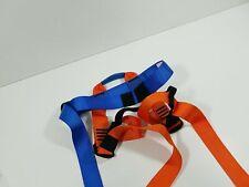 Fusion Kids Centaur Harness, Orange, Youth Universal (12 and Under)