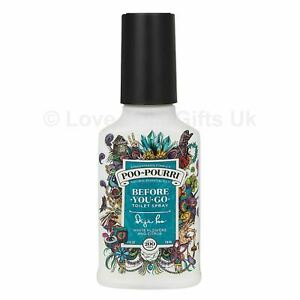 59ml Poo Pourri Before You Go Toilet Spray Bathroom Freshener Odor Air Fragrance
