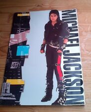 **MICHAEL JACKSON - WORLD TOUR 1988 PROGRAMME**