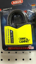 ABUS Granit 37/55 Sea and Snow.High Security Padlock