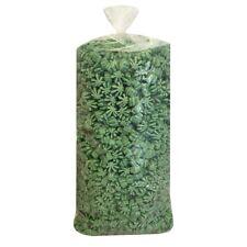 Green Leaf Shaped Packing Peanuts 15 Cu Ft 1 Pack