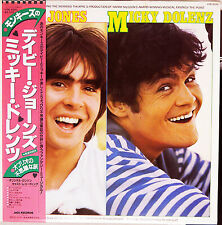 "MONKEES Dolenz & Jones ""The Point"" 1977 Japan Lp w/Obi/inserts BEATLES NILSSON"