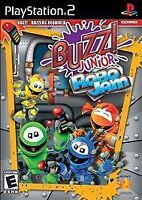 Buzz Junior: Robo Jam (Sony PlayStation 2, 2008) brand new-factory sealed ps2