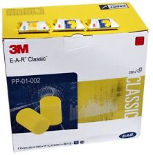 3M™ E-A-R™ Classic™ Earplugs UNCORDED PP-01-002 For Ear Protection 1000 Pairs