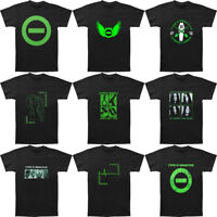 Fashion Type O Negative T-Shirts Black Music Shirt Men's Print Top Tee
