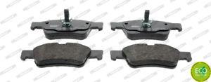 FERODO BRAKE PADS REAR For MERCEDES BENZ CLS350 C219 2005-2011 - 3.5L V6 FDB1526
