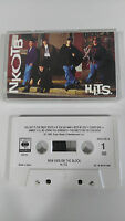 NEW KIDS ON THE BLOCK Nkotb Hits Tape Kassette CBS 1991 Spanisch Ed