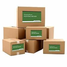 20 X 16 X 14 Large Moving Boxes Strong Shipping Boxes 10 Pack