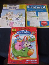 Activity Workbooks ~Teaches Math, Science, Reading Art Etc.~ Ages 4 - 7