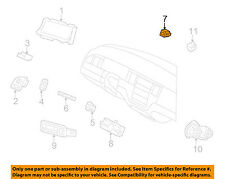 Ford OEM BW1Z-10A936-A  Passenger Airbag Deactivation Indicator (PADI) Factory