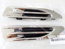 OEM Chrome Fender Side Garnish Grille LH RH 2PC 1Set Kia Optima All New K5 2016+