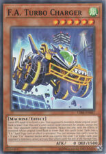 Yugioh CIBR-EN087 F.A. Turbo Charger Unlimited Common Card