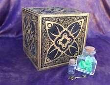 Horadric Cube Jewelry Box (Inspired by Diablo 2) - Treasure Chest Replica