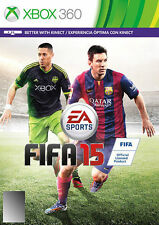 FIFA 15 (Microsoft Xbox 360, 2014) - German Version