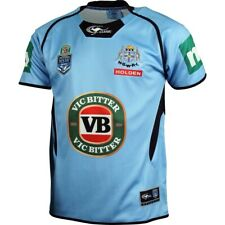 NSW Blues State of Origin On Field Premium Jersey 'Select Size' S-5XL NRL BNWT5