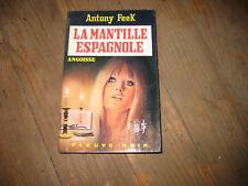 ANGOISSE 233/Antony FEEK: la mantille espagnole