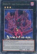Yu-Gi-Oh ! Carte Numéro C43 : Grand Manipulateur du Chaos  PRIO-FR048- VF/Rare