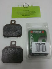 PASTICCHE FRENO KIT FERODO PIAGGIO BEVERLY 400-500/ X9 125-180-500-APRILIA-DERBI