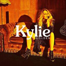 Kylie Minogue Golden CD 2018 Release Digipak Case One Last Kiss