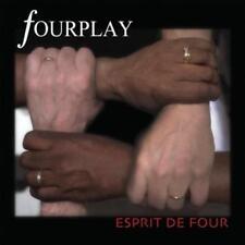 FOURPLAY - ESPRIT DE FOUR USED - VERY GOOD CD