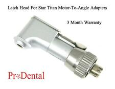 Swing Latch Head For Star Titan Motor To Angle Dental Handpiece Adapters