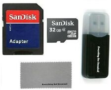 32GB Sandisk MicroSDHC Memory Card for SAMSUNG GALAXY TAB 3 ACE 2 S DUOS ADVANCE
