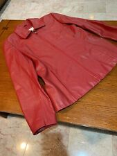 53ecf5e79 Liz Claiborne Red Leather Coats & Jackets for Women for sale | eBay