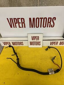 Vauxhall Corsa D Battery Wiring Loom Harness 55556104 MNF 06-14