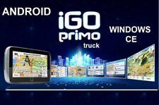 IGO Primo Truck Q4 2020 FULL EU ANDROID / WIN CE