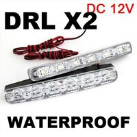 LED Daytime Running Driving Light DRL Fog Lamp VT VX VU VY VZ VE Statesman HSV