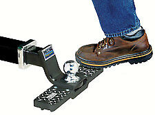 New Reese Towpower Tow Trailer Receiver Hitch Step Bar Pad Truck Cast Aluminum