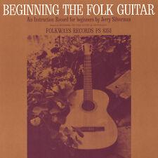 Jerry Silverman - Beginning Folk Guitar: An Instruction Record [New CD]