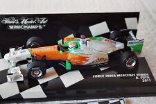 Force India Mercedes VJM04 • 2011 • Sutil • Minichamps • 1:43