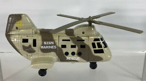 Vintage Micro Machines Chinook Transport Cargo Helicopter Marines Rescue US 1564