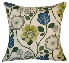 TangDepot Decorative Throw Pillow Cover Canvas Cotton - New!